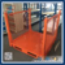 Estrutura de empilhamento Rack de malha de arame para armazém