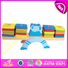 2014 New Wooden Baby Balance Toy, Children Teaching Educational Toys, Wooden Balance Toy, Libra Pendulum Balance Game Toys W11f024