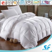 2014 Белый цвет Queen Size Hotel Хлопковое одеяло