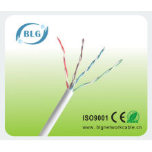Utp cat5e 8 cœurs / 0,5mm cat 5 cable