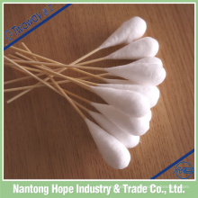 cotonetes descartáveis para curativo de feridas