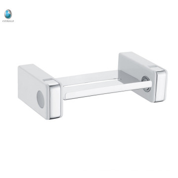 Bathroom Accessory 304 Stainless Steel Soap Dish White Soap Holder