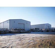 Entrepôt en grains à structure en acier préfabriquée (SSW-175)