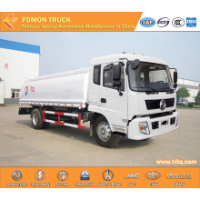 Dongfeng 4x2 Fuel Transport Tanker Truck 190HP 15CBM
