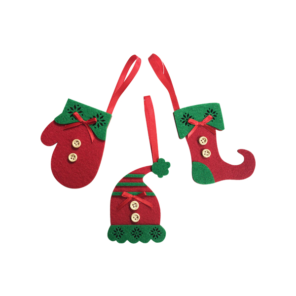 Magic Elf Hanging Ornaments
