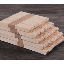 Bâton en bois d'artisanat naturel pour l'artisanat, bâtonnets de bricolage