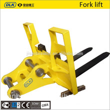 excavator lifting fork for hyundai doosan liugong xiagong
