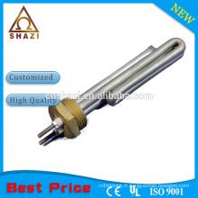Vente en usine éléments de chauffage électrique chauffage immersion industrielle
