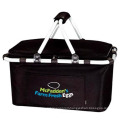 Promotional Custom Collapsible Picnic Basket Cooler Bag