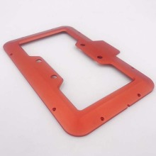 High Precision Sheet Metal Fabrication Anodized Parts