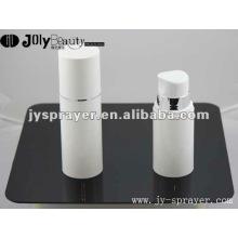 Schlanke Kunststoff-Airless-Kosmetik-Flasche