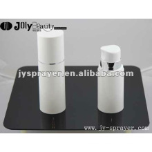 slim plastic airless cosmetic bottle