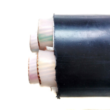 10 kv 15kv high voltage grounding 1core - 5core xlpe insulation al power cable