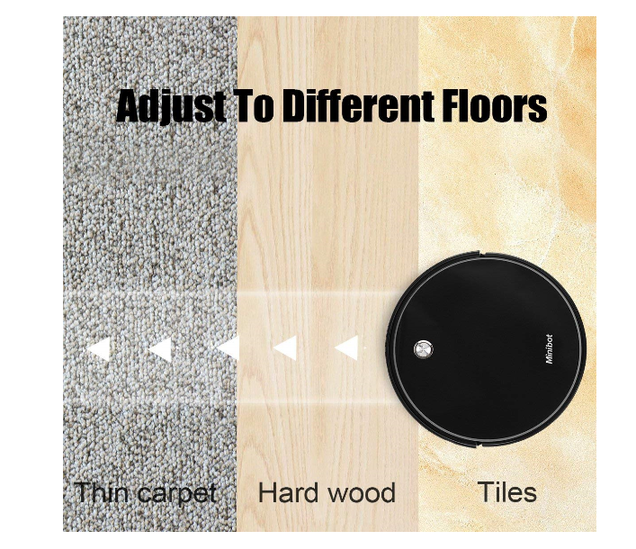 different floors