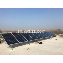 Solar Off-Grid Power Generation System