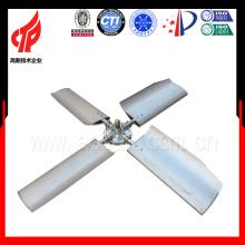 Ventilateur en alliage d'aluminium de haute qualité en alliage d'aluminium de 1470 mm