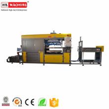 Máquina plástica automática de Thermoforming da bolha para PP / PE / APET / ANIMAL DE ESTIMAÇÃO / PVC