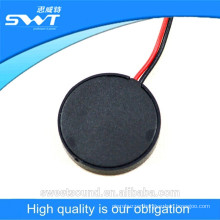 diameter 13mm 5v buzzer factory small piezo buzzer with wires