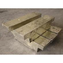 High Purity Tin Ingot 99.9 Min Industrial Use Supplier