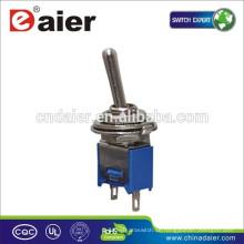 SMTS-101-2A1 EIN-AUS Mini 2 Pin Kippschalter