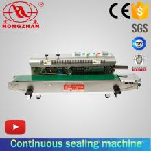 Horizontal máquina com Ce seladora para sacos de embalagem
