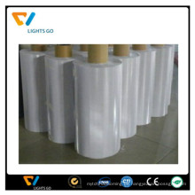 transparenter reflektierender Film lcd / PVC-dekorative Folie