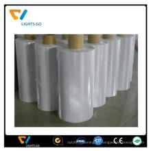 lámina reflectante transparente lcd / PVC hoja decorativa