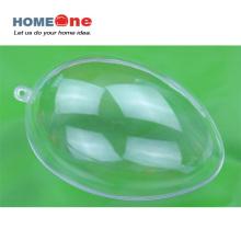 Plastic Egg Shape Candy Box