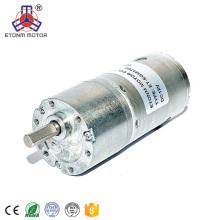 Micro 6w 12v gear motor 1600rpm encoder