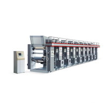 2014 New Promotion High Speed Gravure Printing Machine