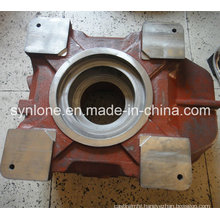 Iron Sand Casting and Machining Gear Box Transmission