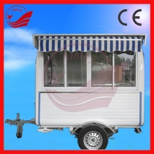 New Condition And Fast Food Application Multifunction Hot Dog Food Trailer
