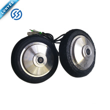 China Gold Supplier High Quality 8 Inch Geared Electric Wheelchair Hub Motor