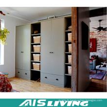 Espace économisez la conception multi de cabinet de garde-robe pour la chambre à coucher (AIS-W332)