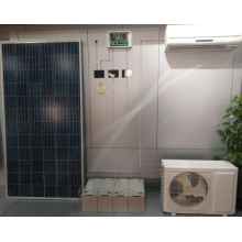 Acondicionador de aire DC con sistema solar