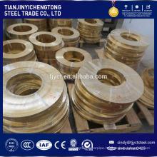 Decoration brass strip C2680
