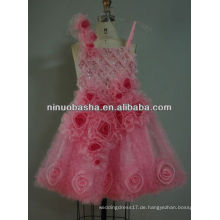 NW-341 2013 Lovely Eye-catching Blumenmädchen Kleid