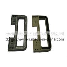 Precisión y precio competitivo Aleación de aluminio fundido a troquel para el botón del anillo (AL6780) Hecho en fábrica china