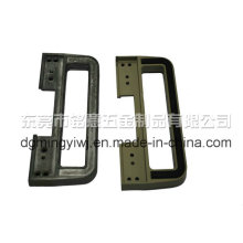 Precision and Customized Competitive Price Aluminum Alloy Die Casting for Ring Button (AL6780) Made in Chinese Factory