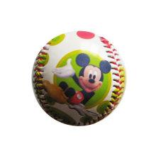 2017 Vente de base-ball PVC écologique doux