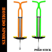 Venta al por mayor doble polo esponja mango adolescente pogo stick