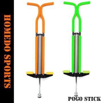 Großhandel Doppel-Pole Schwamm Griff Teenager Pogo-Stick