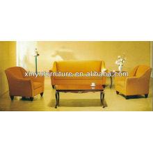 Mobilier de lobby en bois pour hôtels XY2853