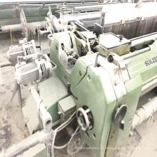Boa Condição Segunda mão Sulzer P7100-390cm Rapier Loom Machine