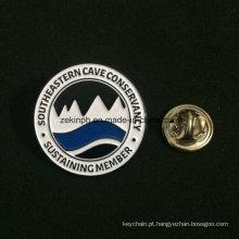 Melhor venda moda lapela pinos Metal Pin Badge