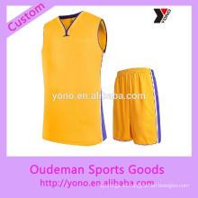 nuevo jersey de baloncesto de alta calidad para hombres precio barato uniforme de baloncesto 2017