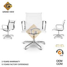 Blanco malla reunión silla Eames (GV-EA108 mesh)