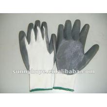 13 g de gants recouverts de nitrile