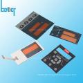 Custom PVC FPC Non-Tactile Membrane SwitchKeyboard Keypad