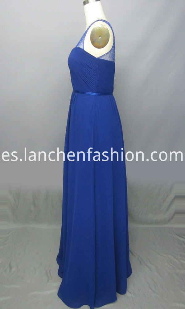 Simple Elegant Evening Gown